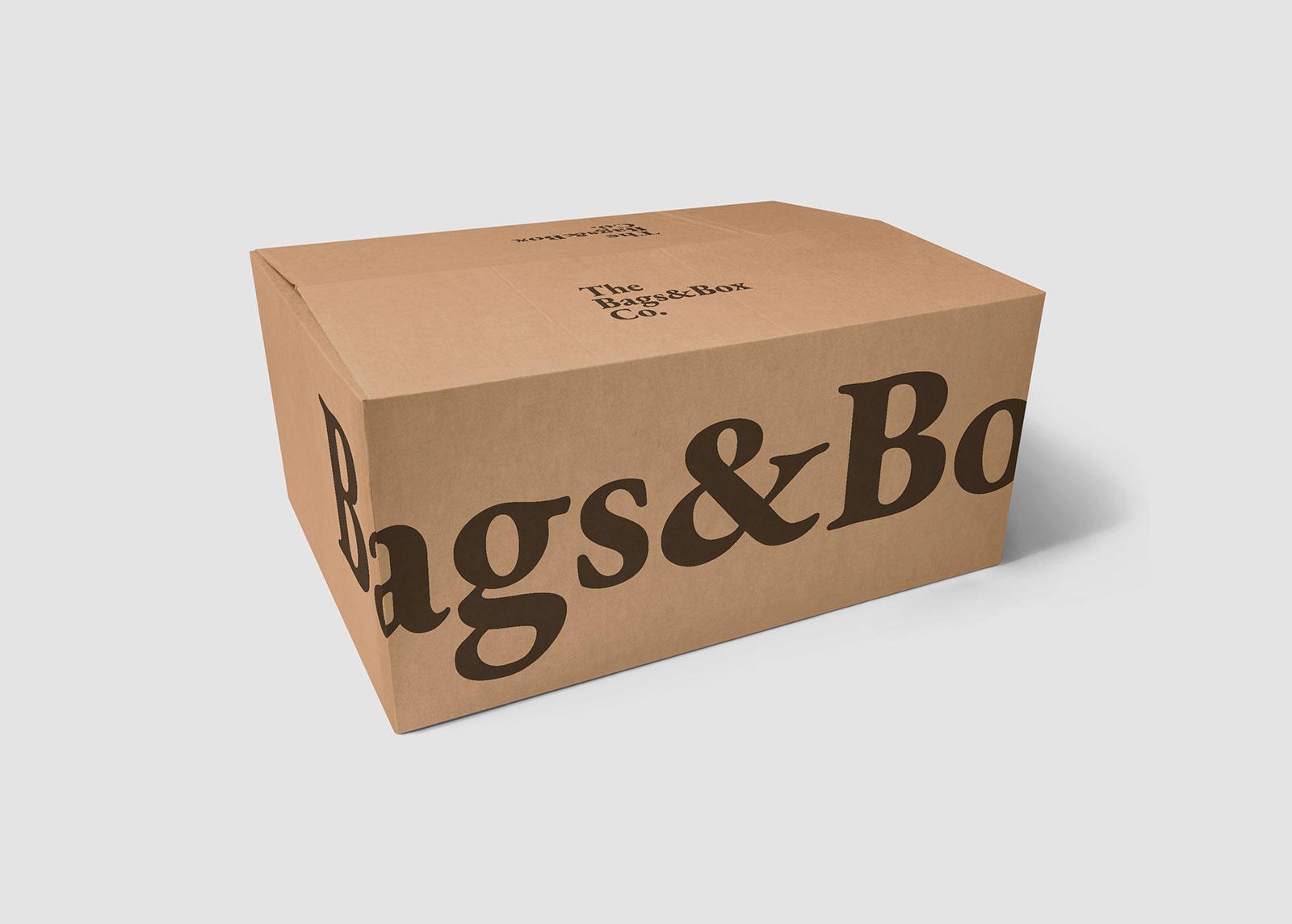 Caisse carton