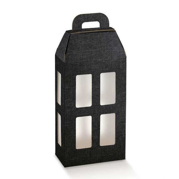 Lanterna intérieur transparent