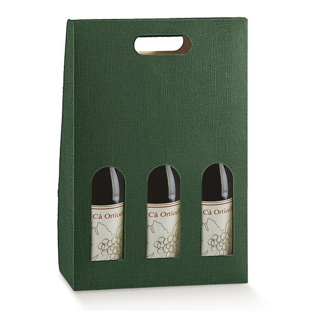 Valigetta 3 bouteilles