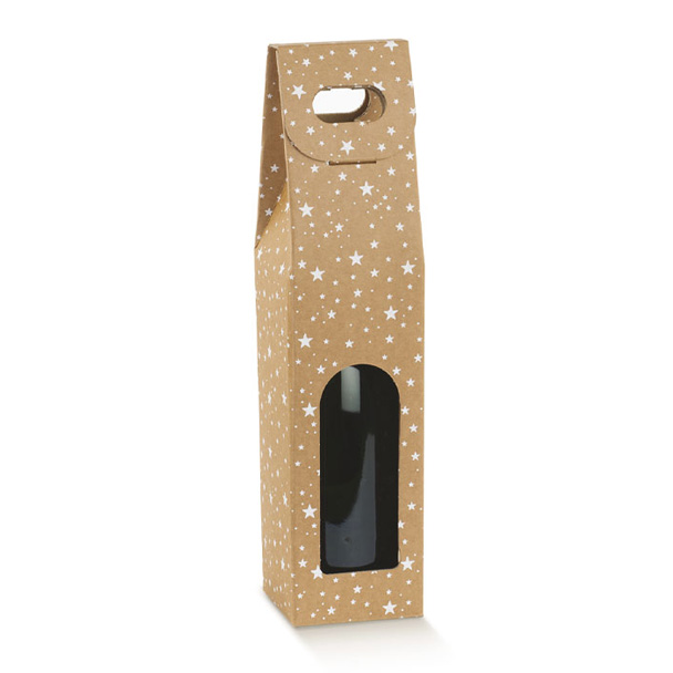 Scatola 1 bouteille champagne