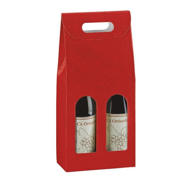 Scat. 2 bouteilles f.