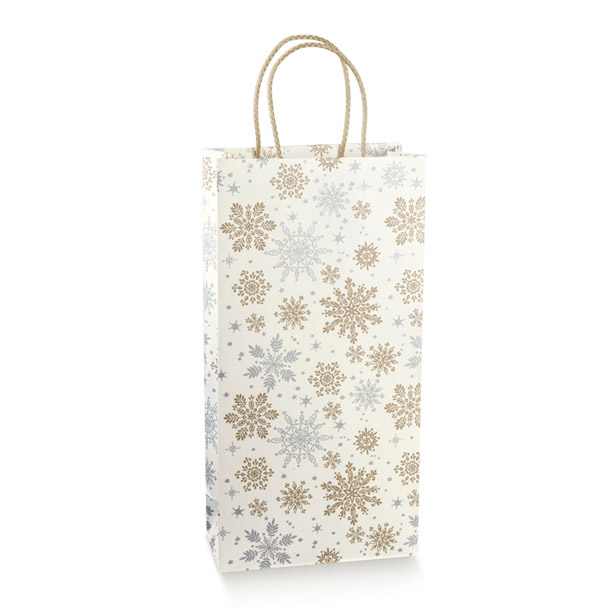 Shopper avec cordelettes + fondo separatore