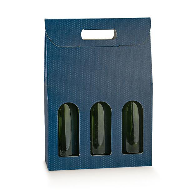 Scat. 3 bouteilles f.