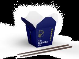 Chinese box - food box