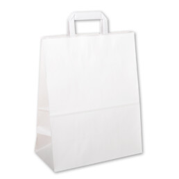 Papier-bags-with-flat-handles-white