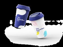 Coffee cup - food box