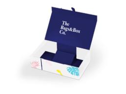 Boîte-ouverture-cordon boîtes confectionnées