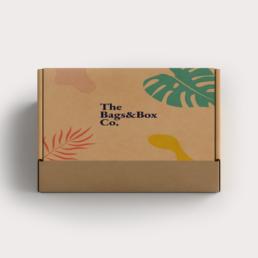 Boîte mailer cartonnée