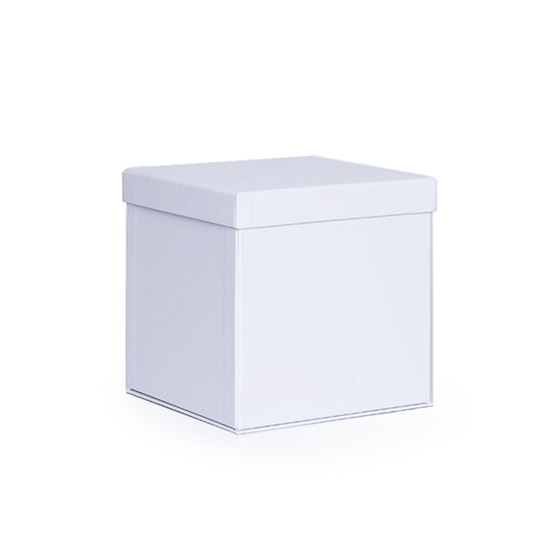 Boîte cadeau cubique